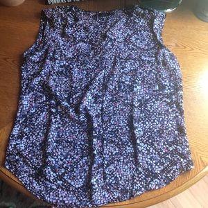 Apt 9 sleeveless blouse